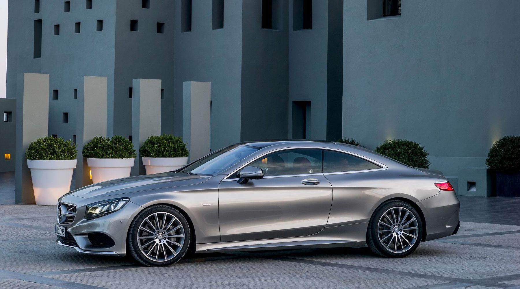 Mercedes benz s serisi coupe 2014 roket araba for Mercedes benz s coupe 2014