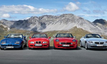 BMW Z Serisi z1-z3-z4-z8