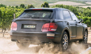 Bentley Bentayga (2016)