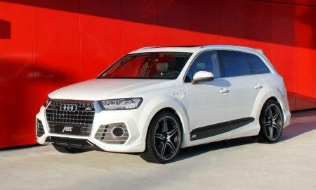 ABT Audi QS7 Sportsline