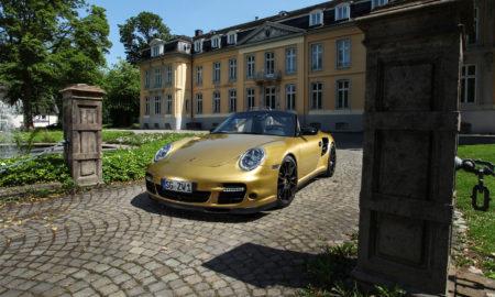 Wimmer RST Porsche 911 Turbo Cabrio
