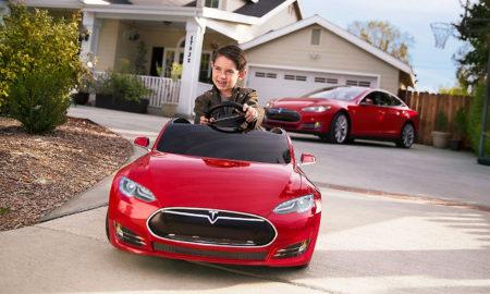Tesla Model S Cocuk (2016)