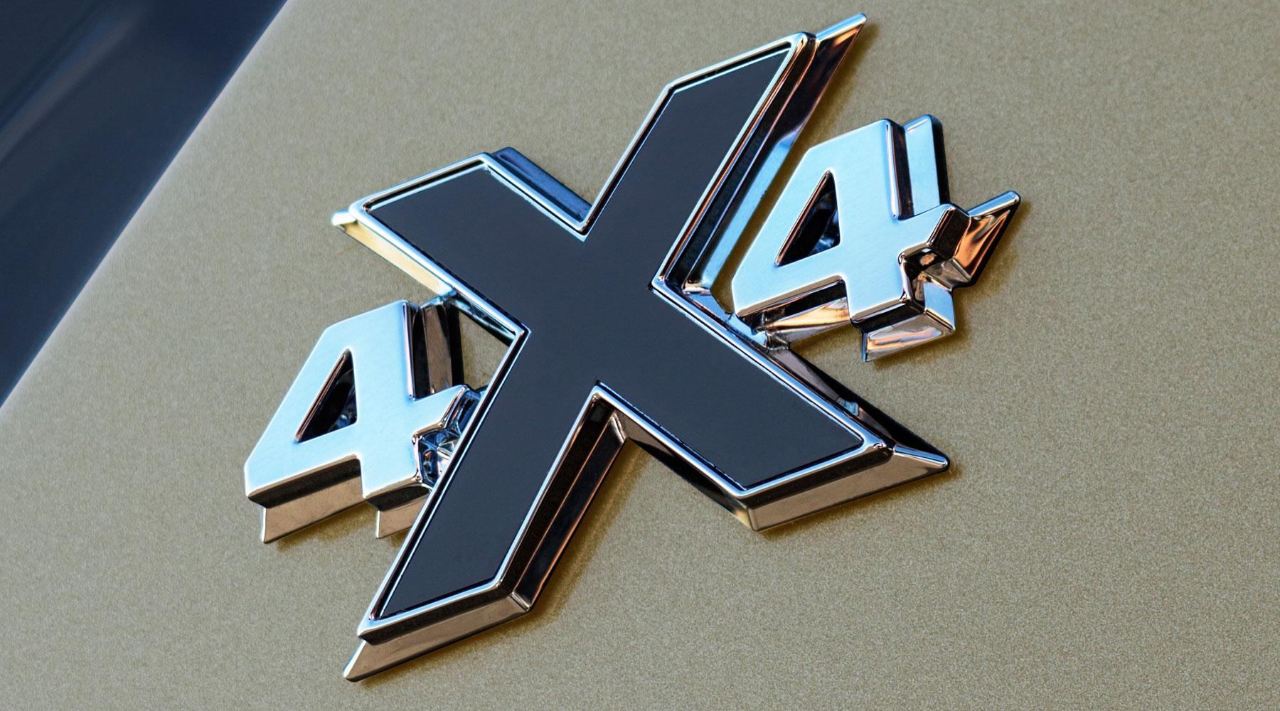 4x4 Nedir