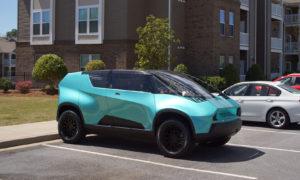 Toyota uBox Concept (2016)