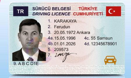 Türkiye Ehliyet 2016