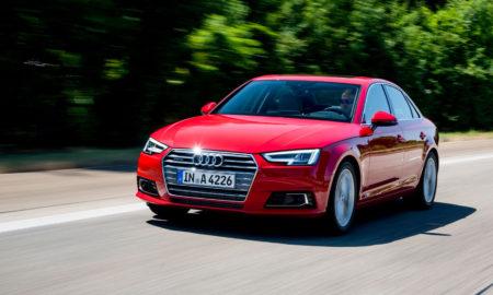 Test: Audi A4 (2016)